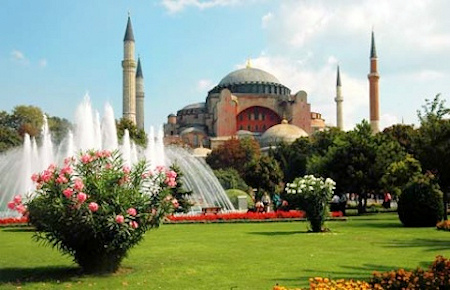 A view from Istanbul City Tour