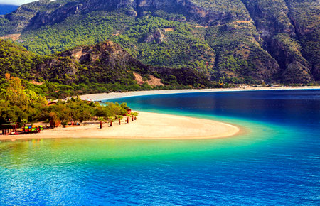 A view from Fethiye & Oludeniz in Marmaris