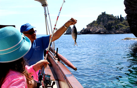 A view from Marmaris Fishing Tour