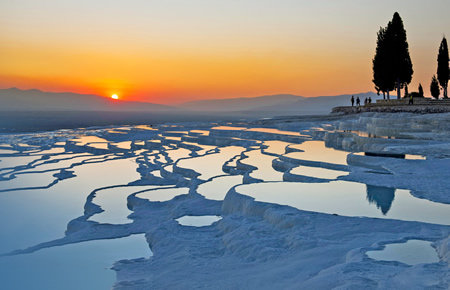 A view from Pamukkale & Hierapolis (2-Days) in Antalya