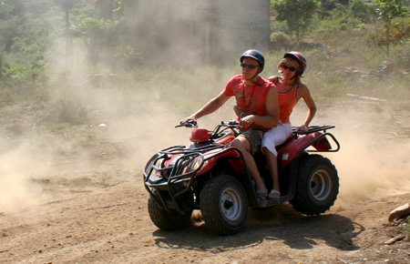 A view from Antalya Quad & Buggy Safari in Antalya