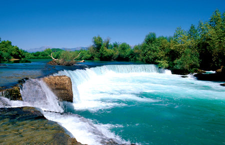A view from Waterfalls Tour in Antalya