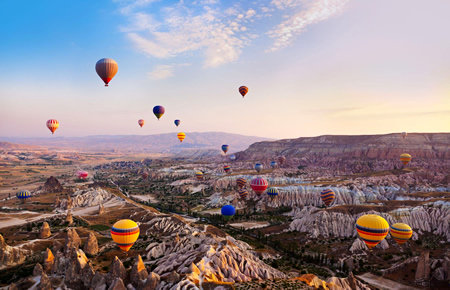A view from Cappadocia (2-Days) in Antalya