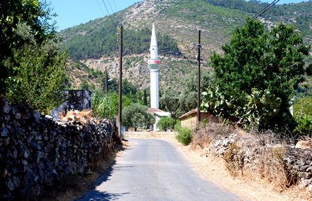 A view from Village Tour in Marmaris