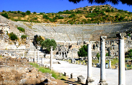 A view from Ephesus full-day