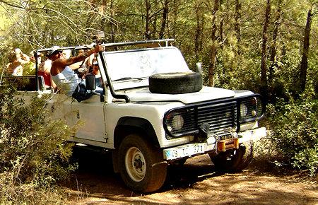 A view from Kusadasi Jeep Safari