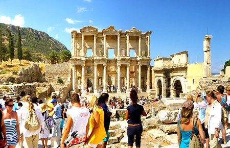 A view from Ephesus half-day