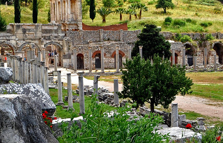 A view from Ephesus & Pamukkale (2-Days) in Fethiye